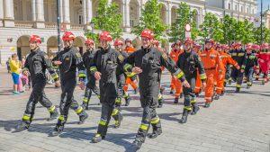 Feuerwehr Eröffnungsrede