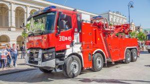 Feuerwehr-Rede