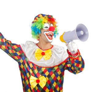 offenherzig als Karnevalsredner