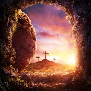 Jesus Christus Gedenken an Karfreitag