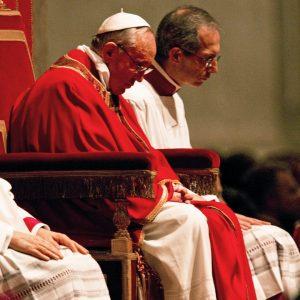Karfreitagsrede vom Papst