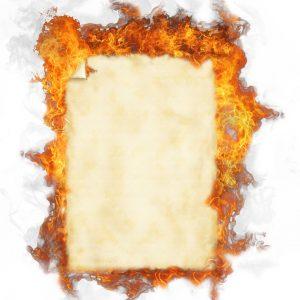 Brandrede schreiben