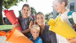 Rede ABC-Schützen, Eltern