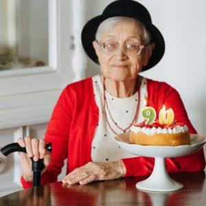 90er Geburtstag