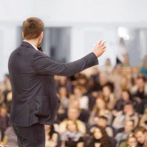Publikum einer Rede kennen