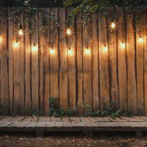 Lampenfieber hölzerne Hochzeit